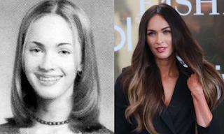 Quando estes famosos estavam no ensino médio, eram assim