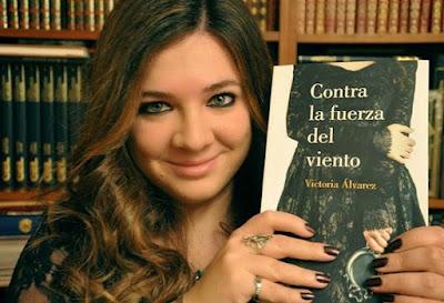 """""""Contra la fuerza del viento"""" de Victoria Álvarez"""