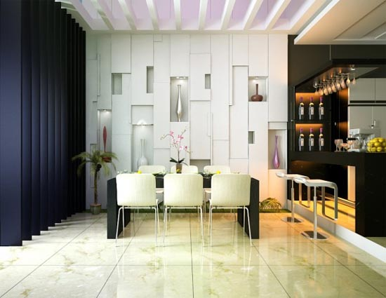 Interior Design: Home Bar Design Ideas