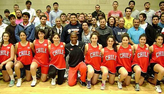 Chile Pierde Sede Del Sudamericano Femenino Adulto De: Chilabasquet: SELECCIÓN FEMENINA DERROTA 61-54 A LAS