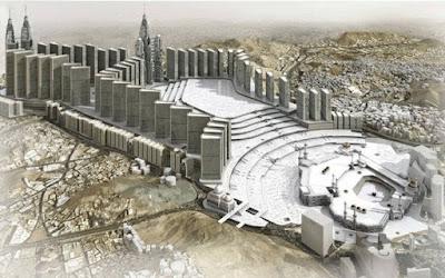 Abraj Kudai, Hotel Terbesar di Dunia, Dibangun di Mekkah