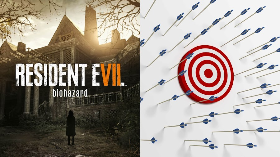 resident evil 7 capcom low sales