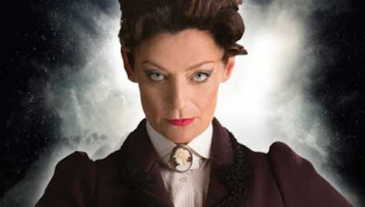 Missy Doctor Who Femdom dominatrix Doctor Who series 10 episode 11: World Enough and Time.