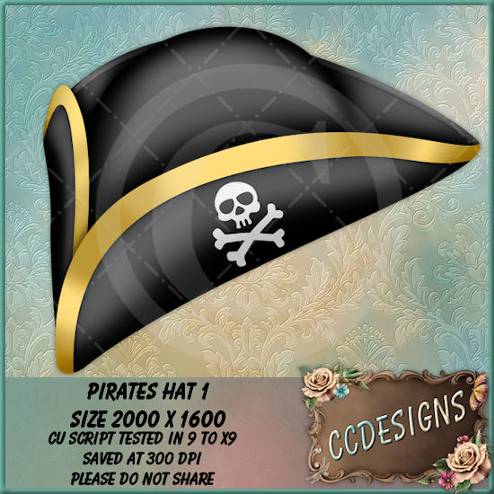 Puddicat Creations 4 New Pirate Scripts In Store By Ccdesigns