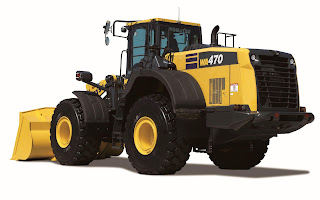 Wheel loader shop manual WA470-3