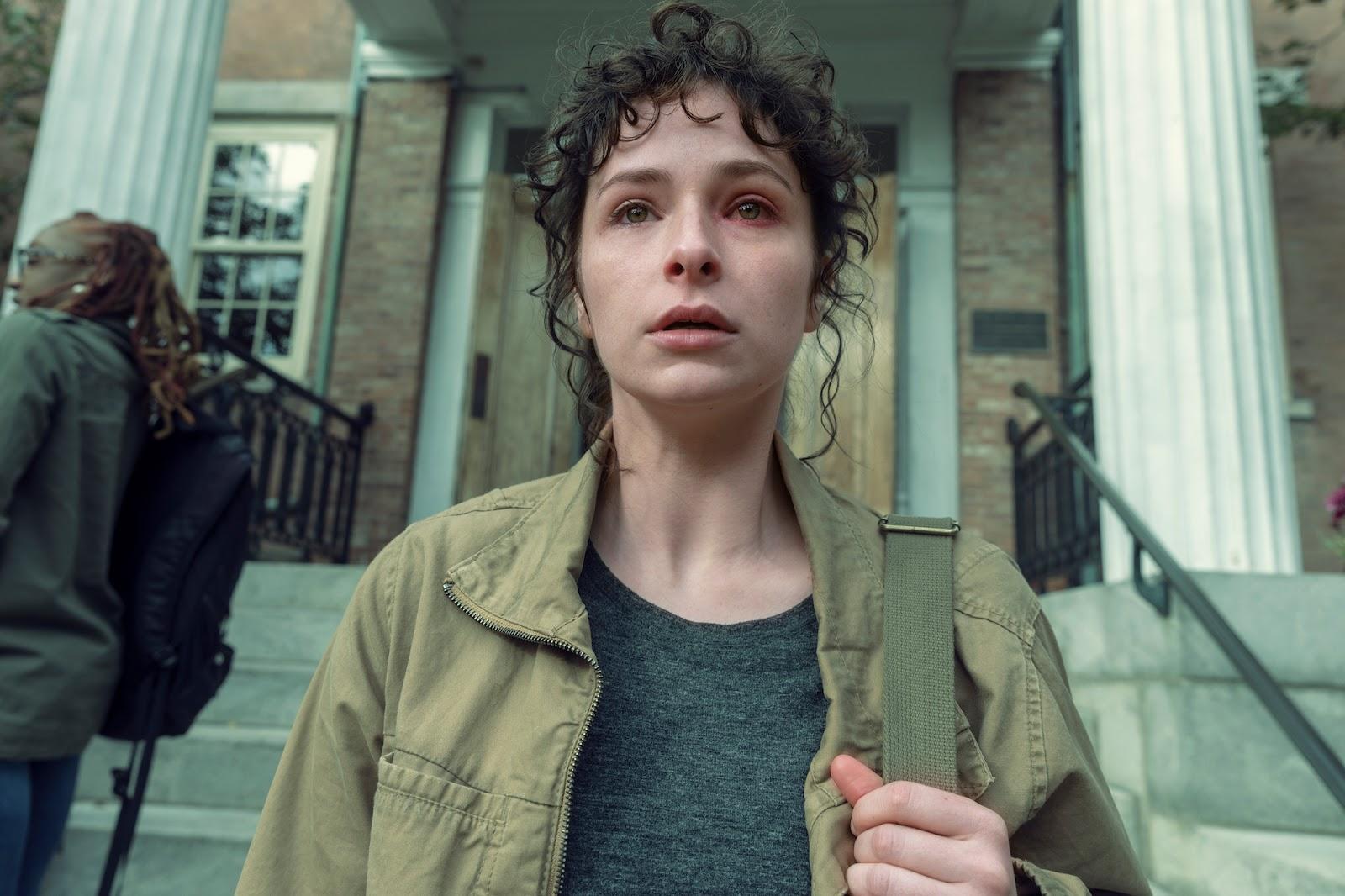 AMC NOS4A2 | The Shorter Way | Ashleigh Cummings is Vic McQueen