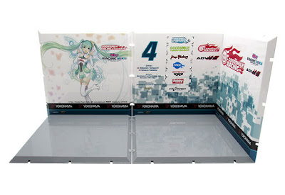 Dioramansion 150 (Racing Miku 2017 Pit A / Pit B /  Pit C) - PLM