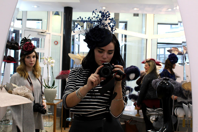 William Chambers milliner, Glasgow city weekend break - UK travel, lifestyle and fashion blog