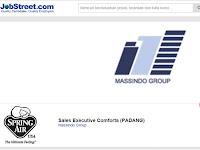 Massindo Group Gaji 3,9 Juta Penempatan Kota Padang - Sumbar