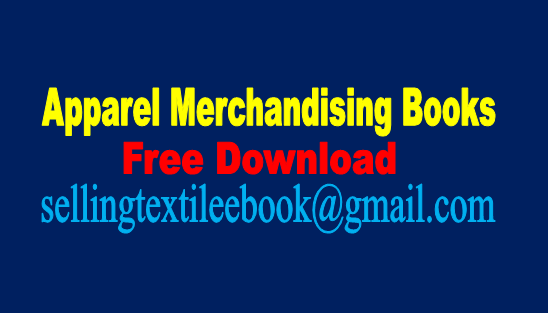 Apparel Merchandising Books Free Download