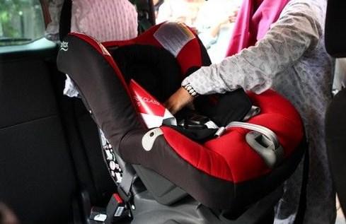 Tips Perjalanan jauh dengan anak kecil Baby Car
