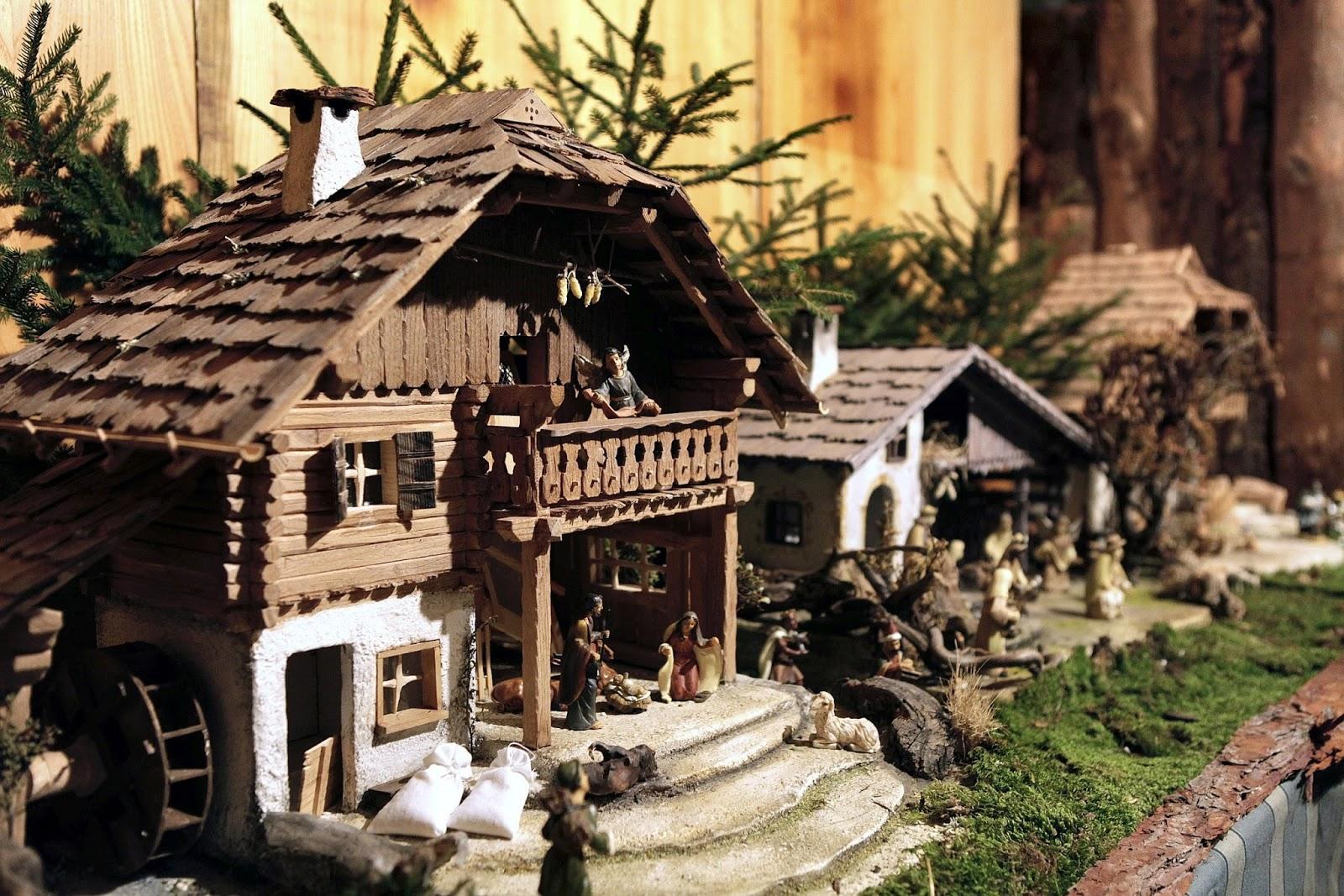 Grandi storie di piccoli borghi dal 23 dicembre al 7 for Case tradizionali italiane