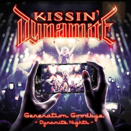 KISSIN' DYNAMITE - Generation Goodbye ; Dynamite Nights [Live] (2017) full