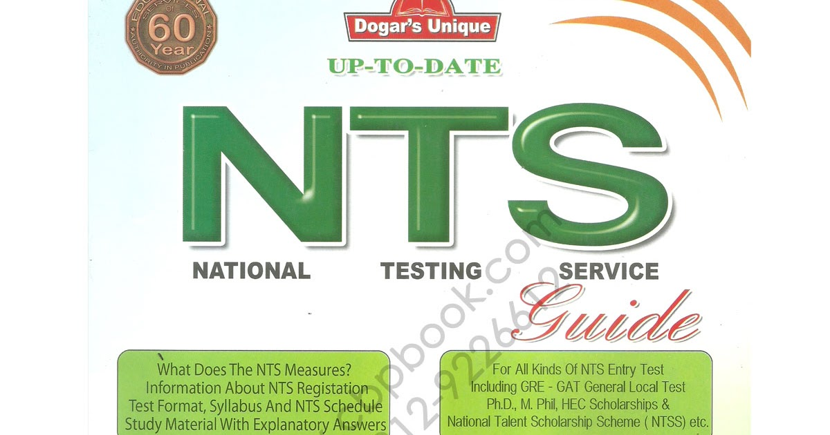 Nts Gat General Gre Nat Preparation Book Pdf