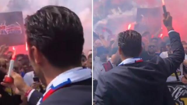 Baru Gabung ke PSG, Buffon Sudah 'Bakar' Parc des Princes