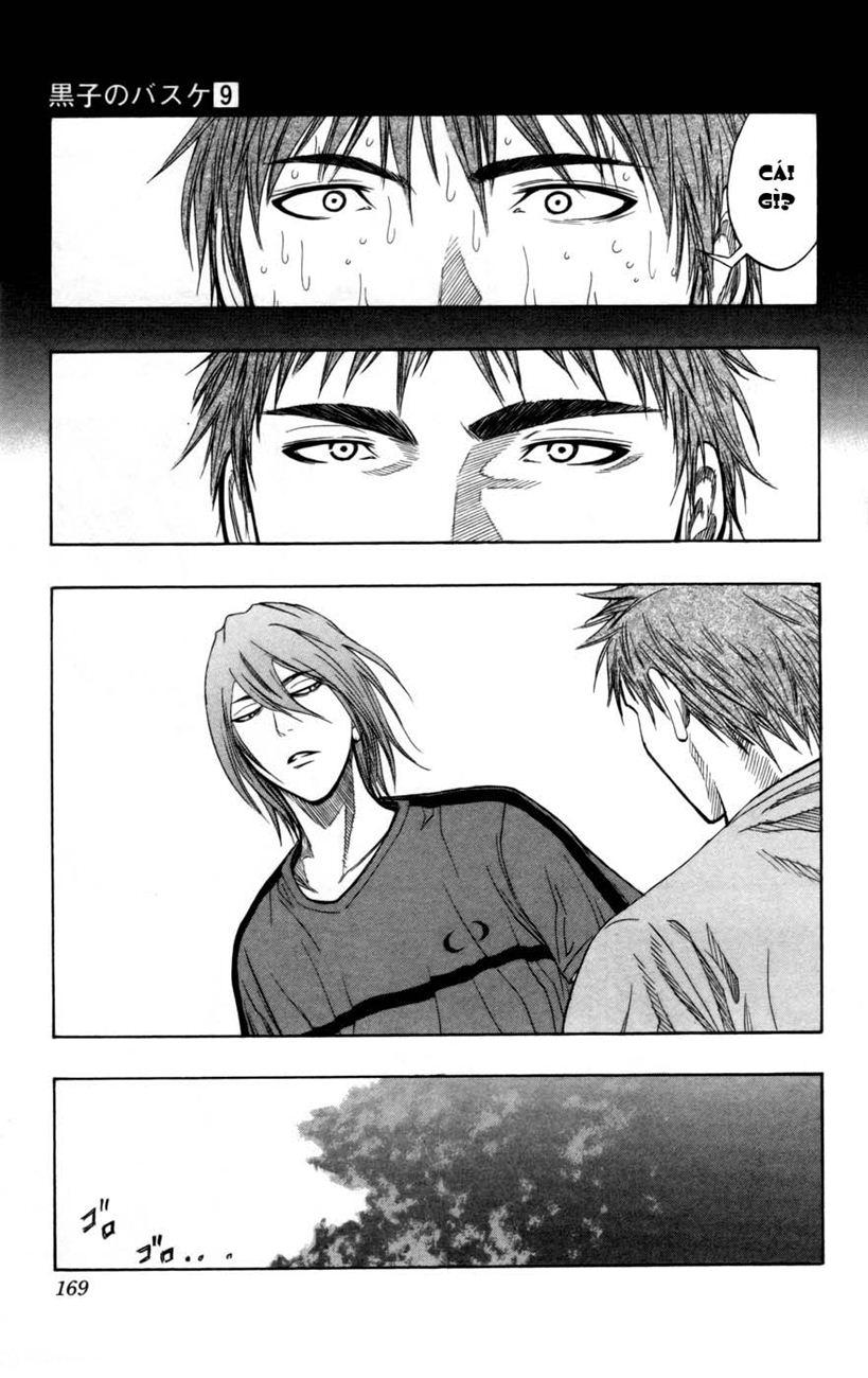 Kuroko No Basket chap 079 trang 3