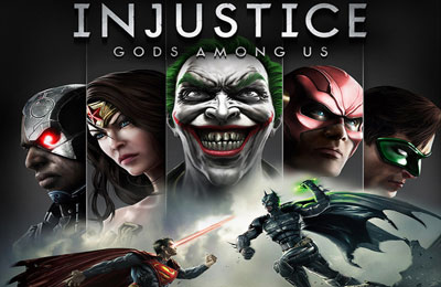 Injustice: God's Among Us