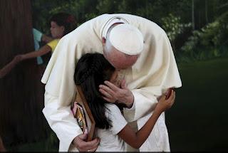 """البابا إلى السكان الأصليين: الأمازون هو """"قلب الكنيسة"""""""