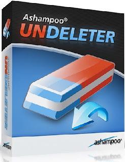 تحميل برنامج Ashampoo Undeleter لإستعادة الملفات المحذوفة