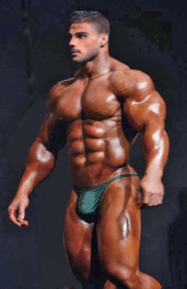 Arab Muscle 73