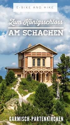 E-Bike and Hike zum Königsschloss am Schachen | Garmisch-Partenkirchen | Alpentestival-Garmisch-Partenkirchen | Bike-and-Hike zum Schachenschloss