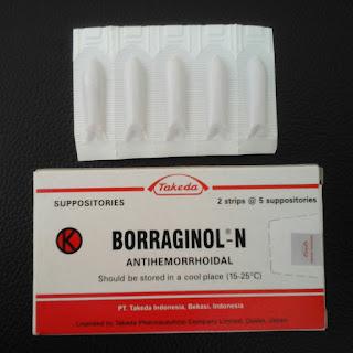 Burraginol-N | Obat wasir