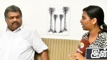Indru Ivar: Exclusive Interview with G. K. Vasan (Tamil Maanila Congress)