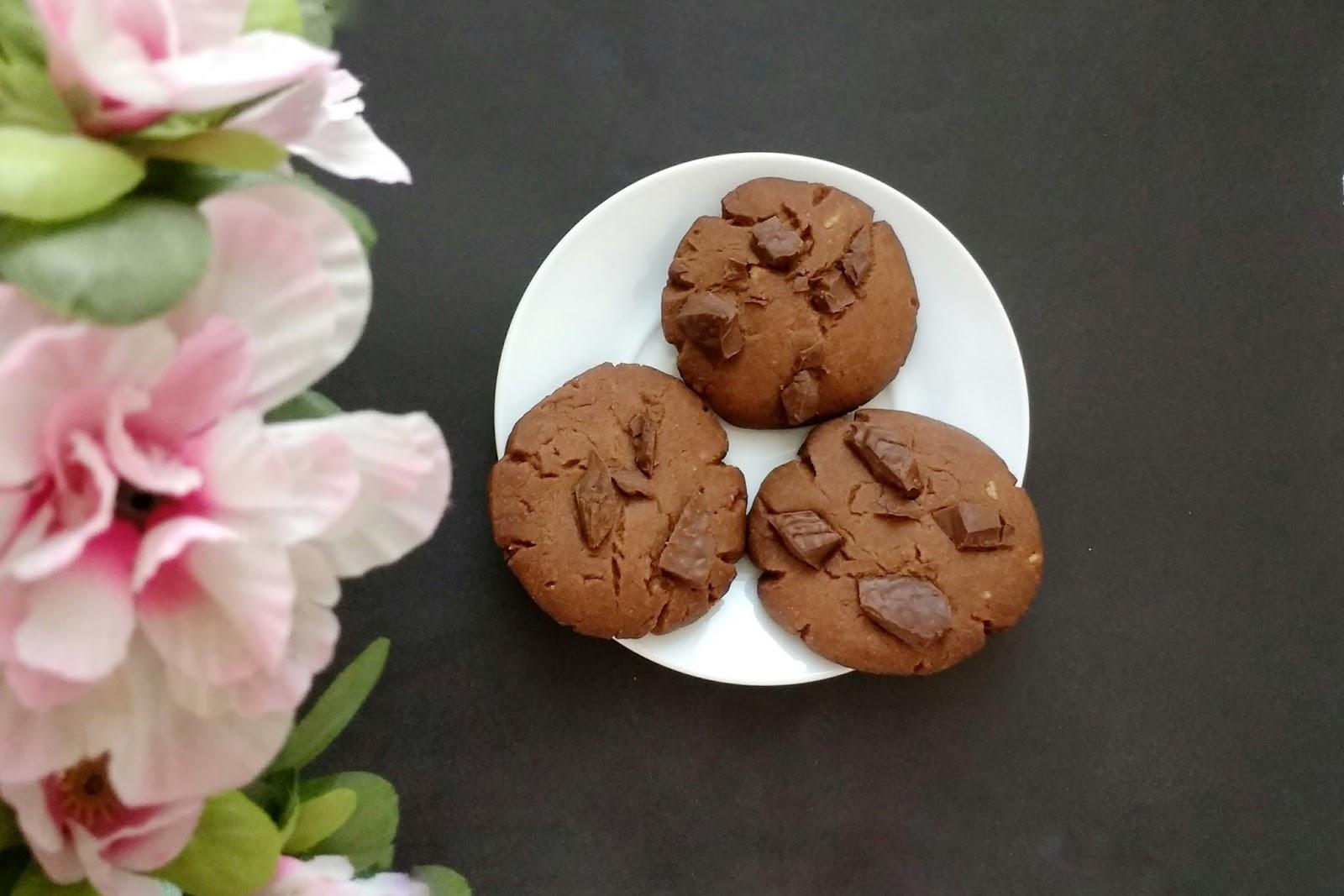 Przepis na proste ciasteczka czekoladowe | Czekolada Terravita