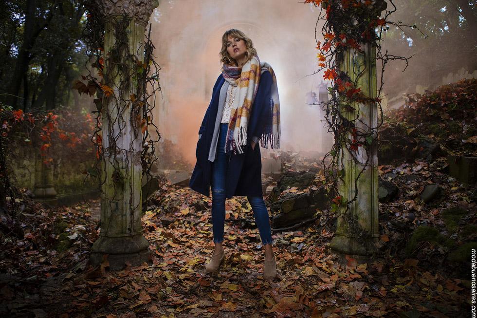 Moda otoño invierno 2019 mujer. Ropa de mujer. #modamujer #fashiontrends