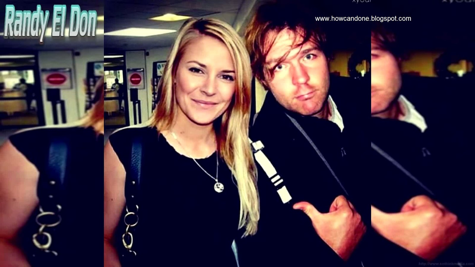 Wwe Superstars With Wife Pictures  How Can Done-3701