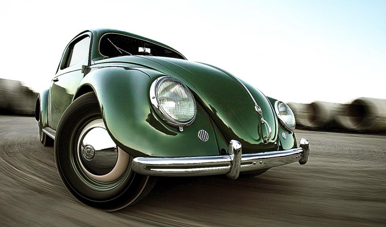 Classic Car Volkswagen Beetle Wallpaper Desktop