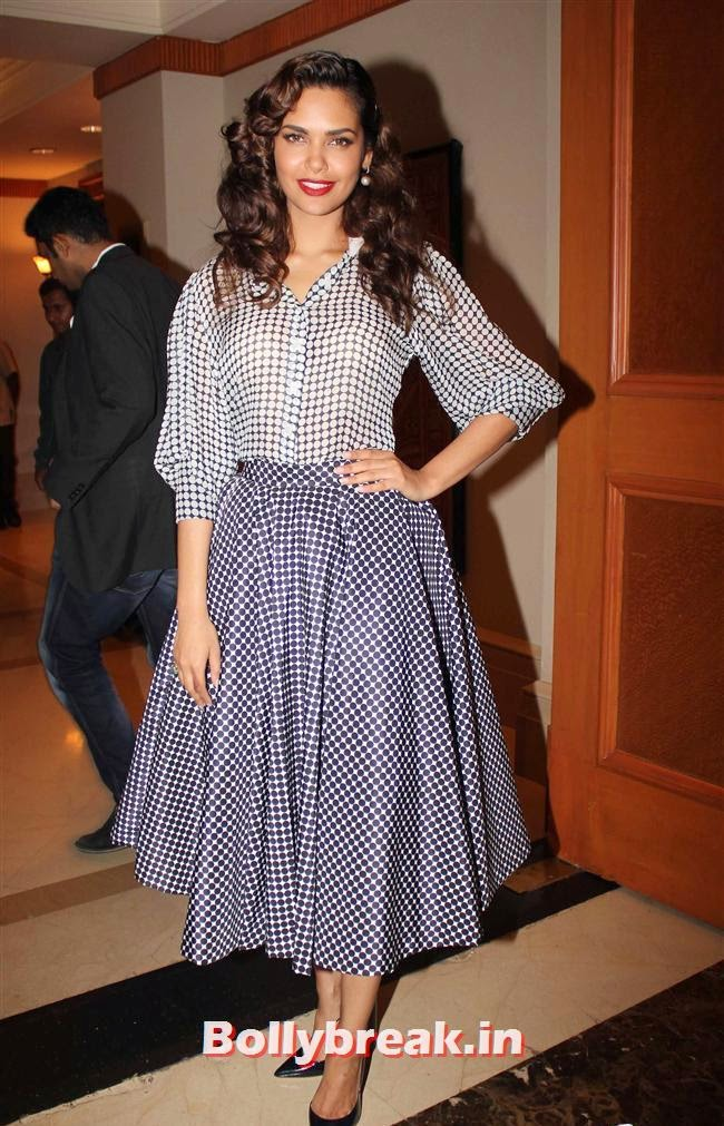 Esha Gupta, Vashu Bhagnani's Puja Films 25 Film Completion Party