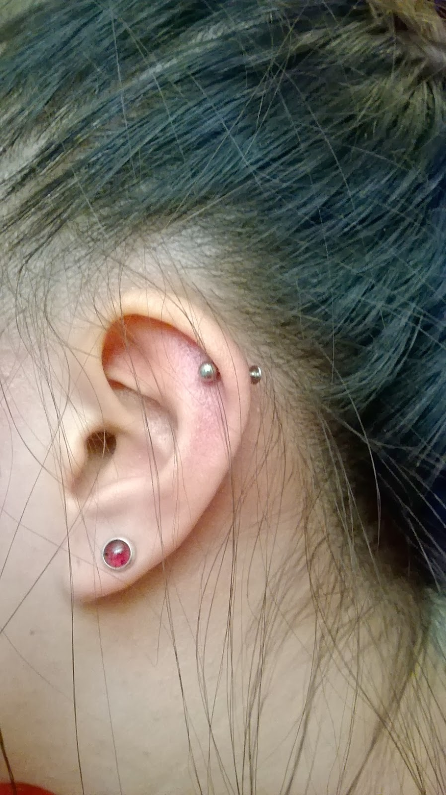 Lifewithemily06 Cartilage Piercing 4th Month Update And How I