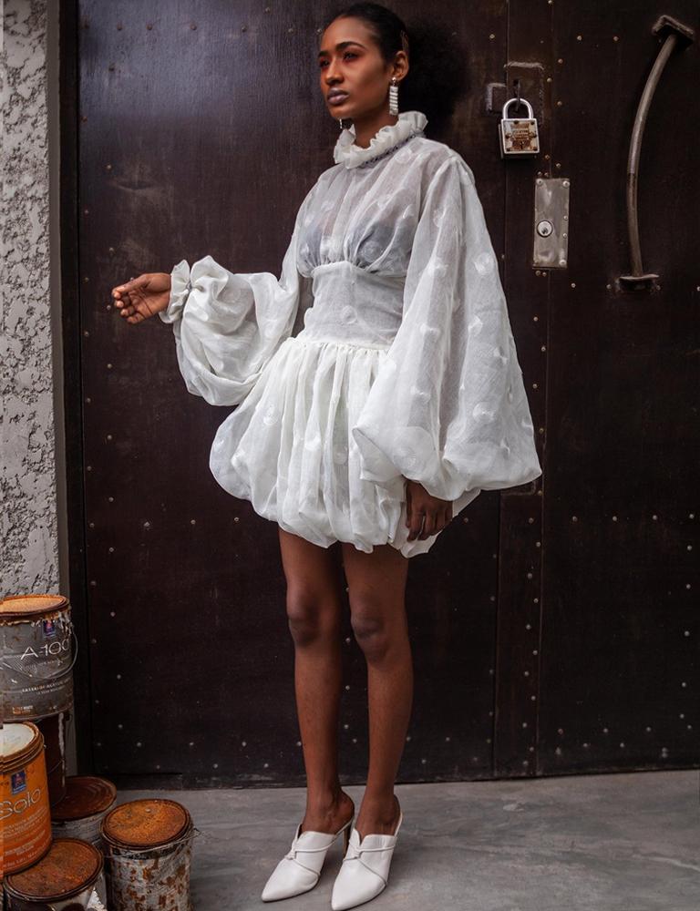 Nola Black African Designer