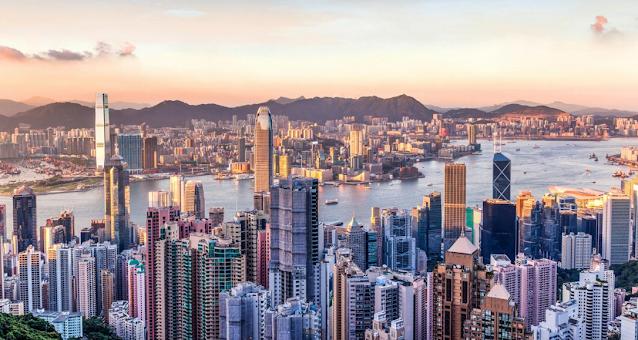 Hong Kong Chiny moje pierwsze wrażenia