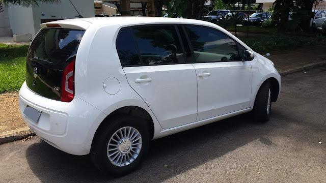 Volkswagen Up! TSI usado