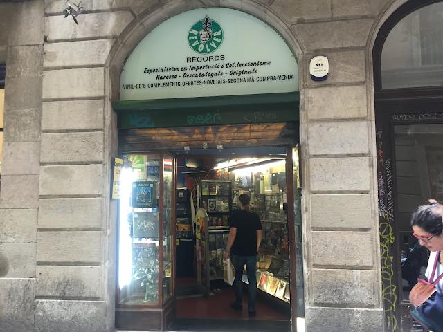 Revolver Records Barcelona