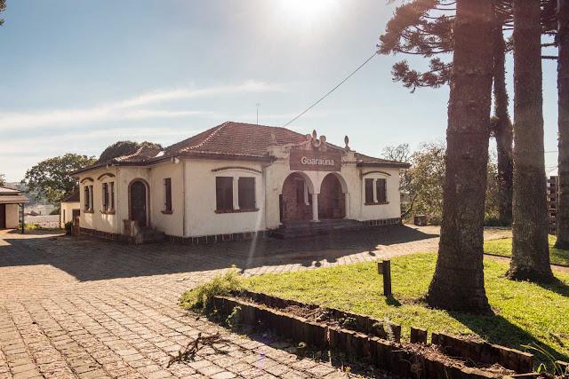 Uma casa da década de 1920 no Seminário