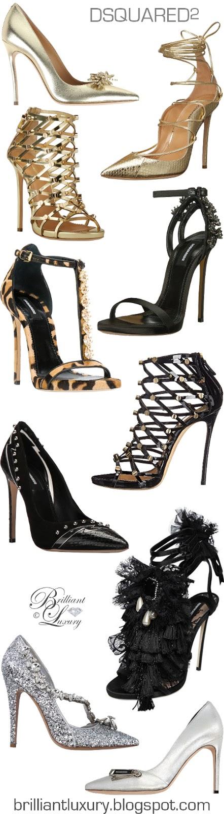 Brilliant Luxury ♦ Dsquared2 fabulous heels part 2