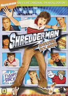 Shredderman: Justiceiro dos Nerds – DVDRip AVI Dual Áudio