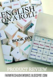 English on a Roll {Product Review}