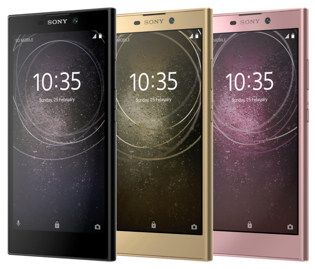 Sony Xperia L2: its price and specification