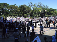 Dokumentasi Acara Mashirah Panji Rasulullah Makassar 16 April 2017