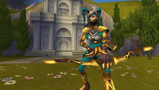 Marleybone and Aquila Come to Pirate101 Test Realm