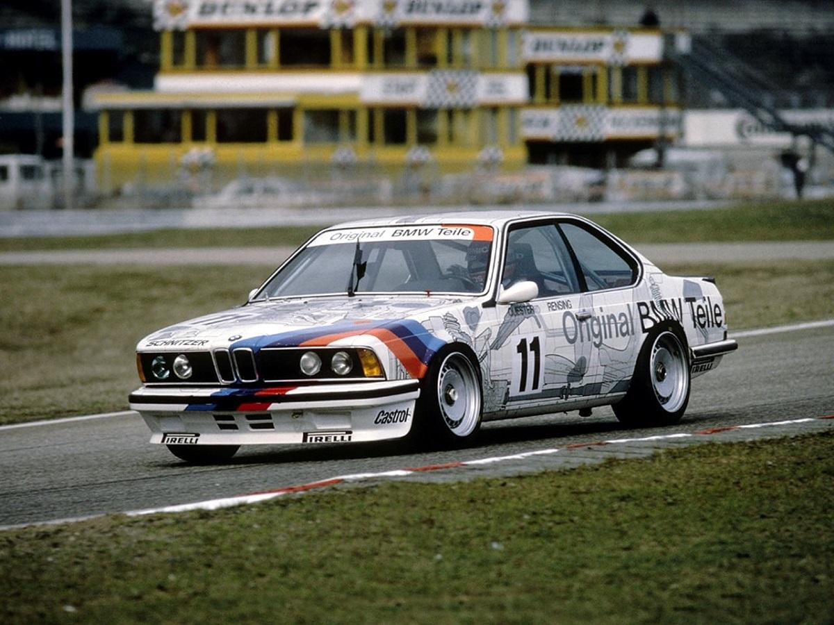 bmw 635 csi dtm 1984 motorsport cars blog de coches de competici n. Black Bedroom Furniture Sets. Home Design Ideas