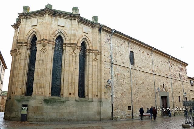Convento del Tránsito, Zamora
