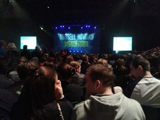 Russell Howard - Wonderbox Tour