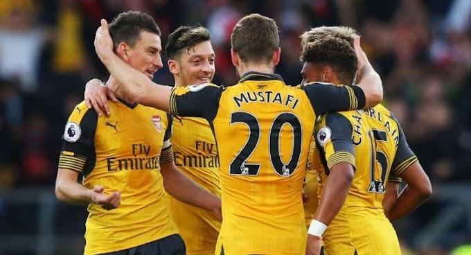 Arsenal Win Late At Burnley