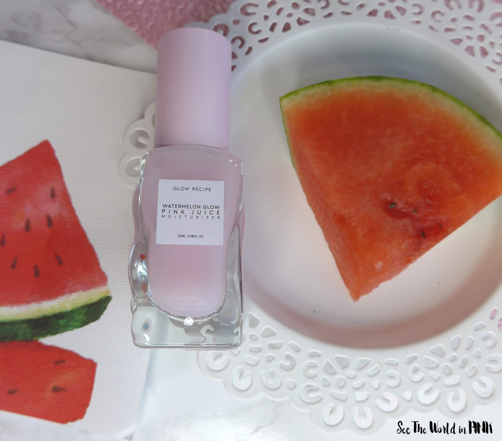 Glow Recipe Watermelon Pink Juice Moisturizer