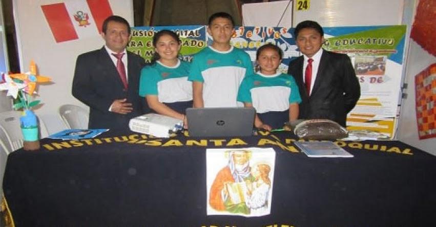 Estudiantes de Huarmaca - Piura, participarán en feria de ciencias en México